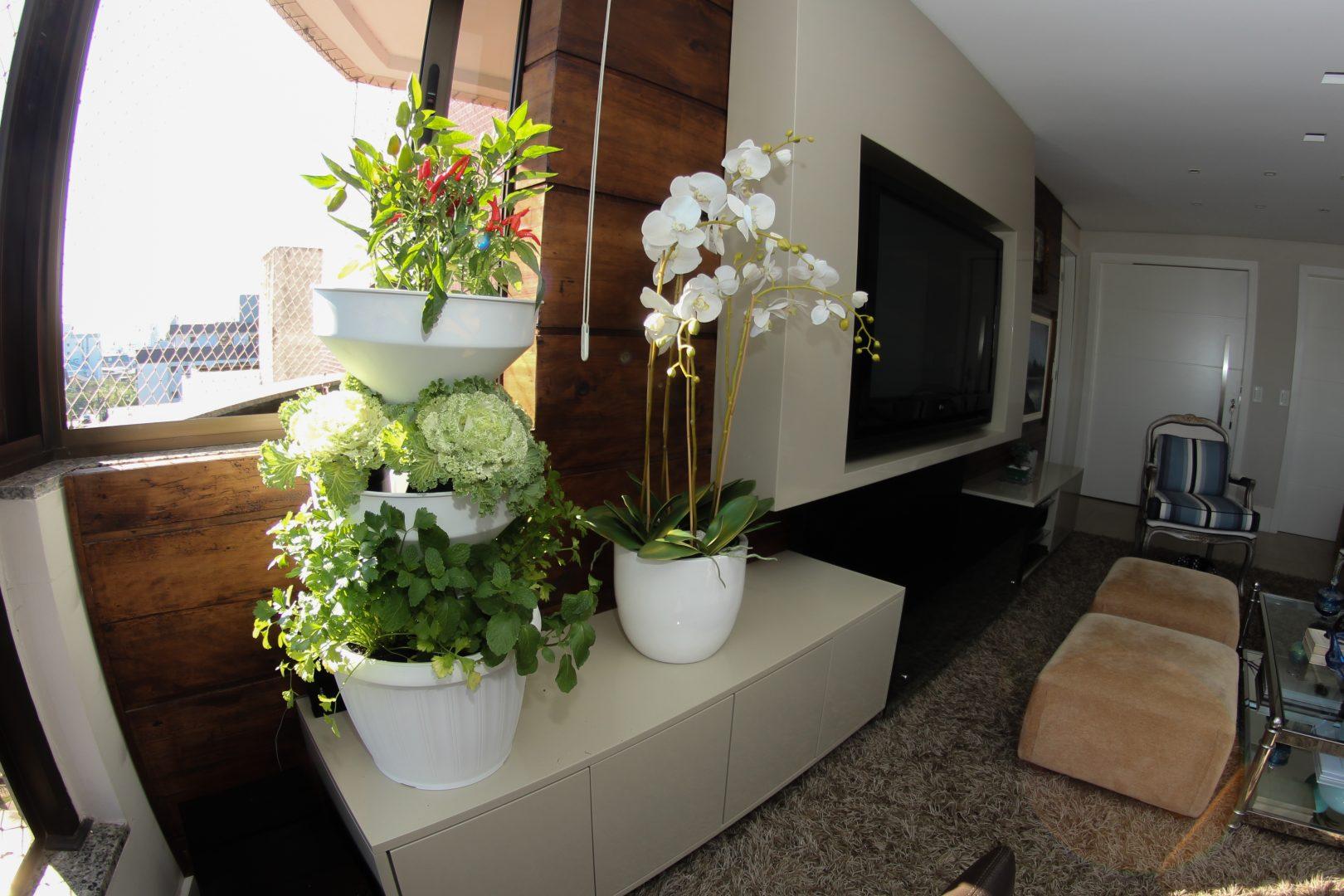 Sugestões de uso da Horta Vertical Verde Vida