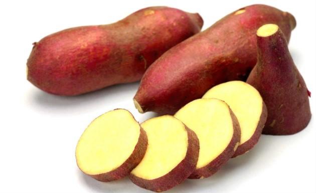 Os benefícios da farinha de batata-doce