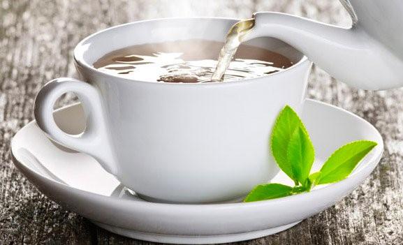 Os benefícios do chá branco