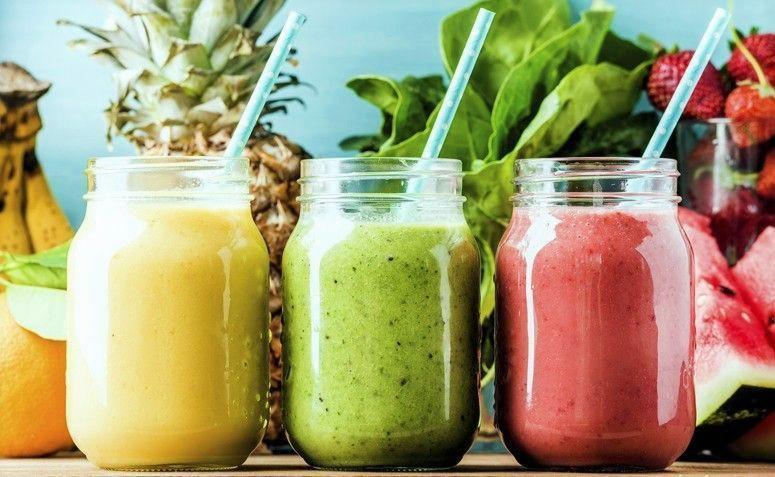 3 sucos detox para limpar o organismo