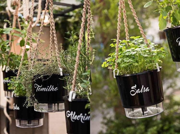 suportes para plantas